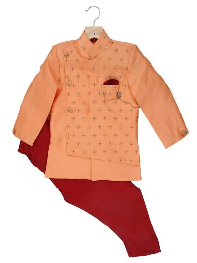 Boys Exclusive Sherwani Set - LKD4935249
