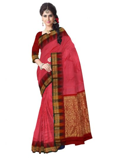 Estrila Traditional Silk Saree