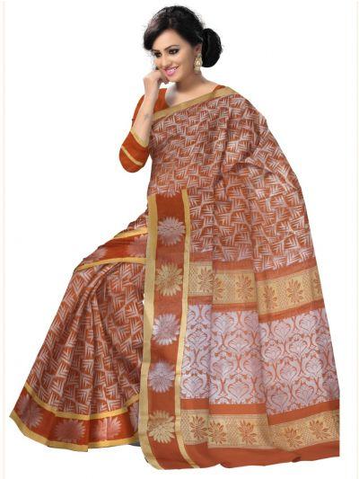 Chammeli Fancy Silk Cotton Saree