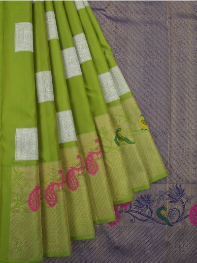 Vivaha Handloom Wedding Silk Saree-LLD6676547