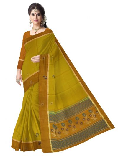Chamelli Exclusive Kora Cotton Saree - LLD6816255