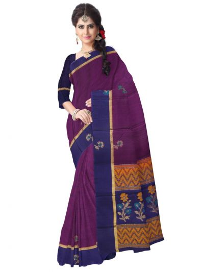 Chamelli Exclusive Kora Cotton Saree - LLD6816256