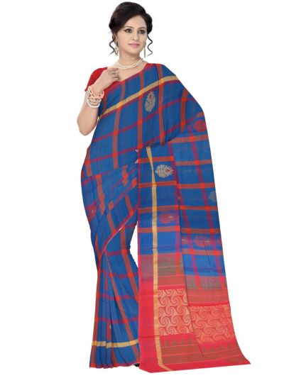 Chamelli Exclusive Kora Cotton Saree - LLD6816259