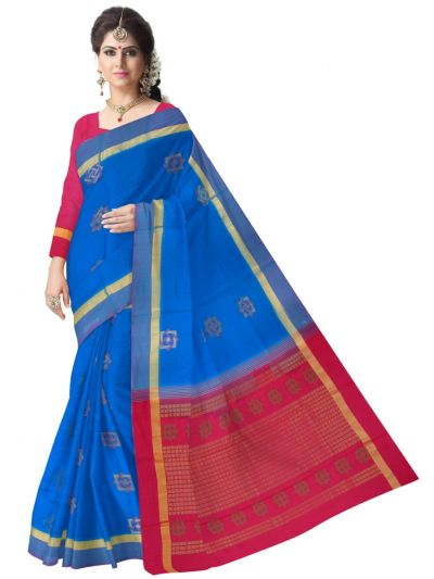 Chamelli Exclusive Kora Cotton Saree - LLD6816262