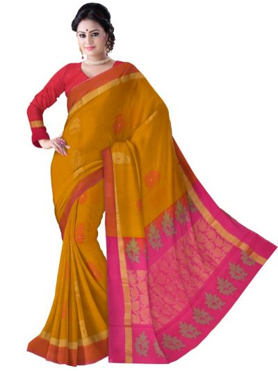Chamelli Exclusive Kora Cotton Saree - LLD6816264
