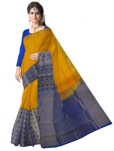Bairavi Traditional Silk Saree - MAA0269609