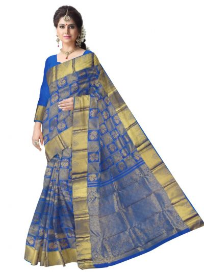 Vivaha Wedding Kanchipuram Silk Saree
