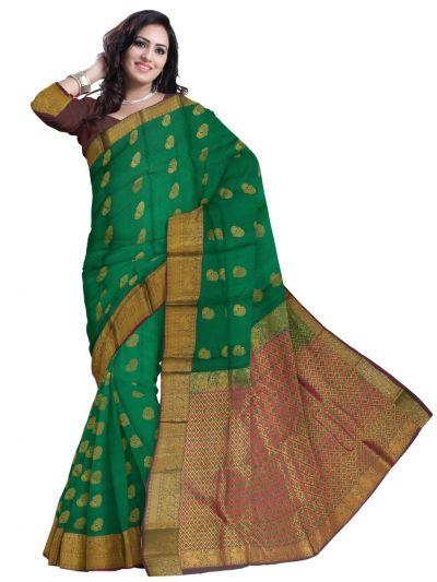 Bairavi Traditional Silk Saree-MAB0630121