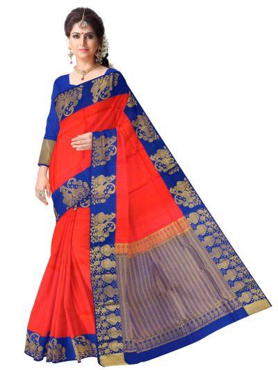MAB0630154 - Bairavi Traditional Silk Saree