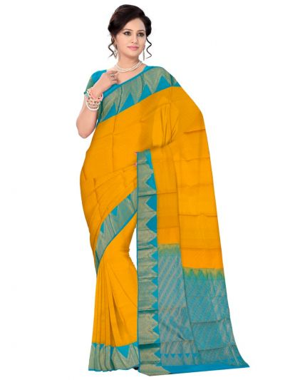 MAB0630158 - Bairavi  Traditional Silk Saree