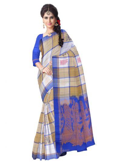 Vipanji Pure Soft Silk Saree