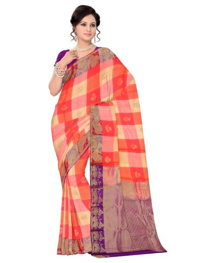 MAB0646970 - Bairavi Traditional Uppada Silk Saree