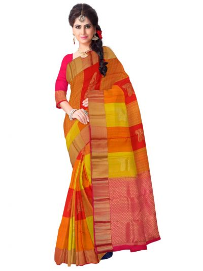 MAB0646972 - Bairavi Traditional Uppada Silk Saree