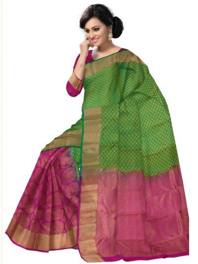 Traditional Silk Saree - MAB0653476
