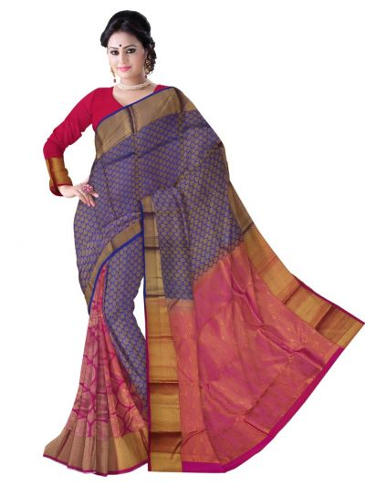 MAB0653479 - Bairavi Traditional Silk Saree
