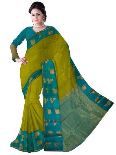 Traditional Silk Saree - MAB0760172