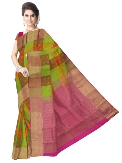 Traditional Silk Saree - MAB0768605