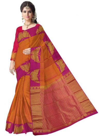 MAB0847331 - Bairavi Traditional Silk Saree