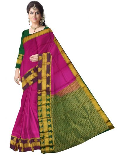 Bairavi Traditional Silk Saree - MAB0847346