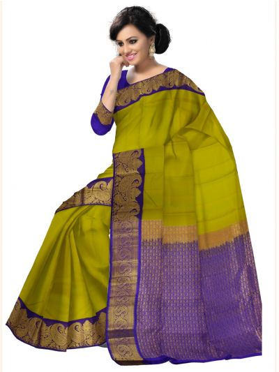 Traditional Silk Saree - MAB0847361