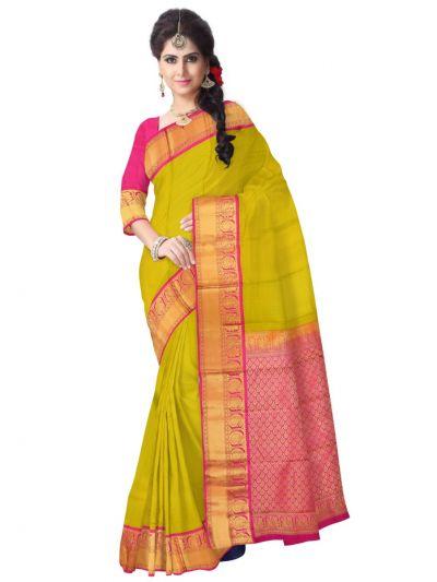Vivaha Wedding Silk Saree - MAB0847372