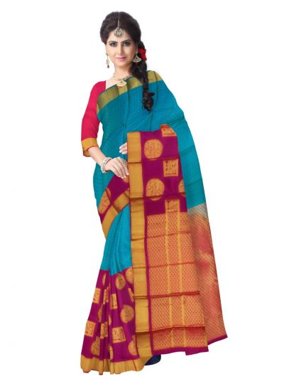 MAB0847392 - Bairavi Traditional Silk Saree