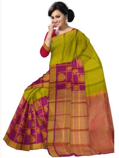 Bairavi Traditional Silk Saree-MAB0847400