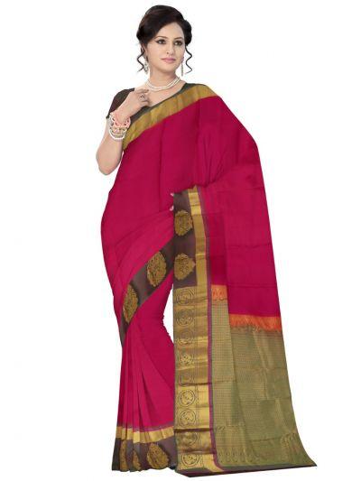 Traditional Silk Saree - MAB0848157