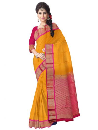 Traditional Silk Saree - MAB0848232