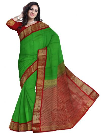 Traditional Silk Saree - MAB0848243
