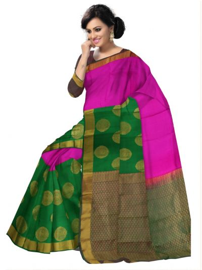 Bairavi Traditional Silk Saree-MAB0848250