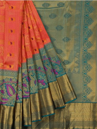 Vivaha Exclusive Wedding Silk Saree - MAB1135155