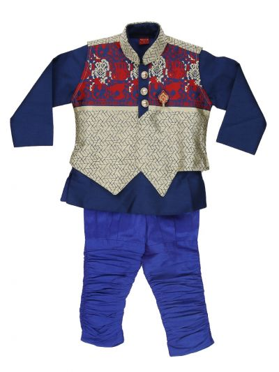 Boys Exclusive Sherwani Set - MAB1214685