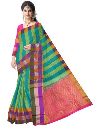 MAC2044080 - Bairavi Traditional Silk Saree