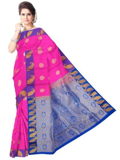 Bairavi Traditional Silk Saree - MAC2322041