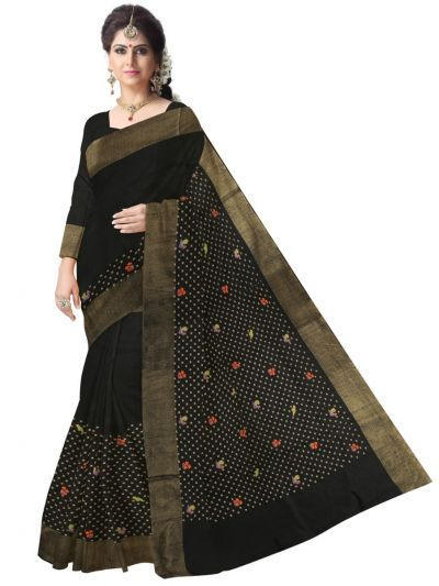 Kathana Fancy Bhagalpuri Cotton Saree