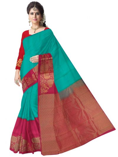 Traditional Silk Saree - MAC2438176