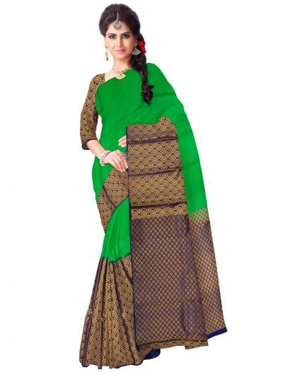 MAC2438180 - Bairavi Traditional Silk Saree