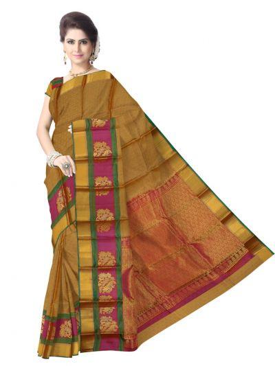 Bairavi Traditional Uppada Silk Saree