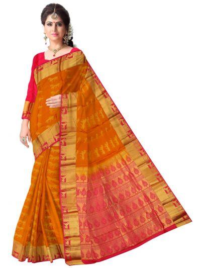 Bairavi Traditional Silk Saree - MAC2693318