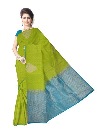 Bairavi Traditional Uppada Silk Saree - MAD2958213