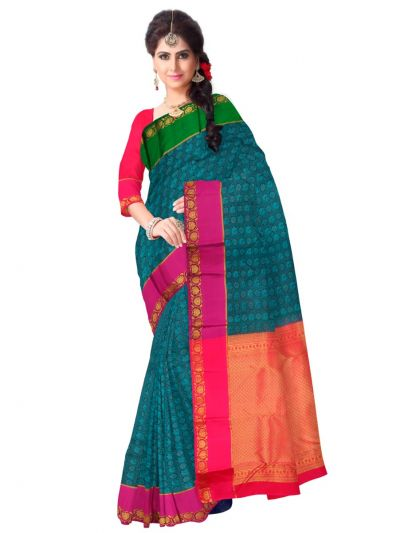 MAD3280991 - Bairavi Traditional Silk Saree