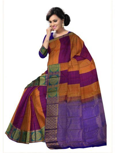 Traditional Silk Saree - MAD3555878
