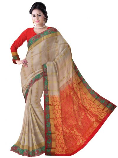 MAD3555888 - Bairavi Traditional Silk Saree