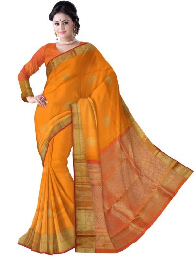 MAD3610425 - Vivaha Handloom Silk Saree