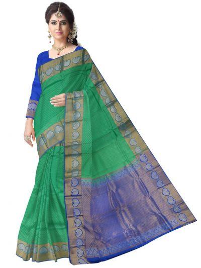 MAE4137501 - Uppada Traditional Silk Saree