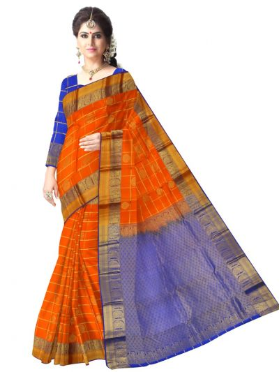 MAE4137507 - Uppada Traditional Silk Saree