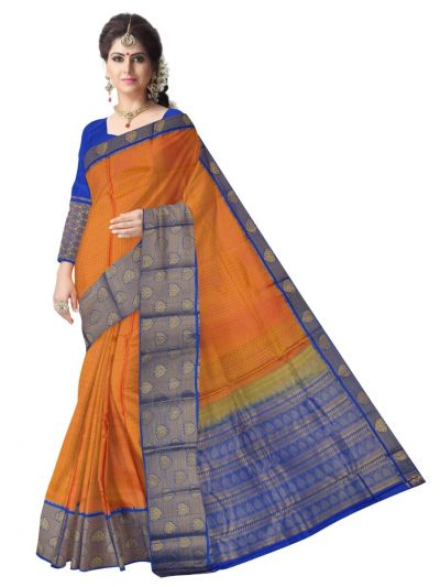 MAE4137520 - Uppada Traditional Silk Saree