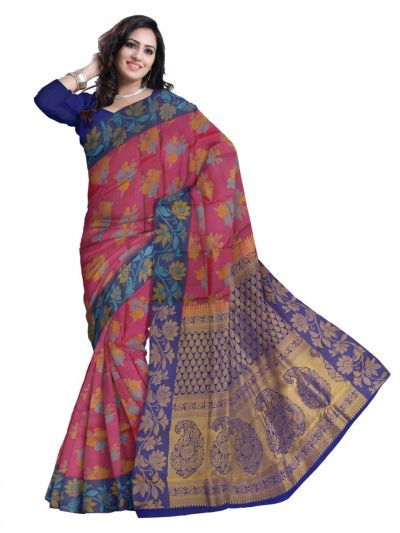 Bairavi Traditional Uppada Silk Saree - MAE4318285