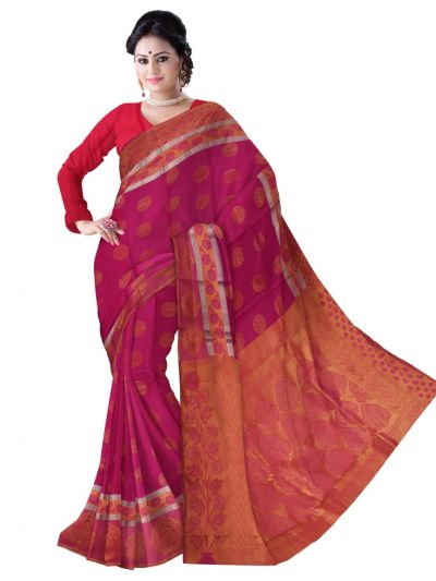 Bairavi Traditional Uppada Silk Saree - MAE4318334